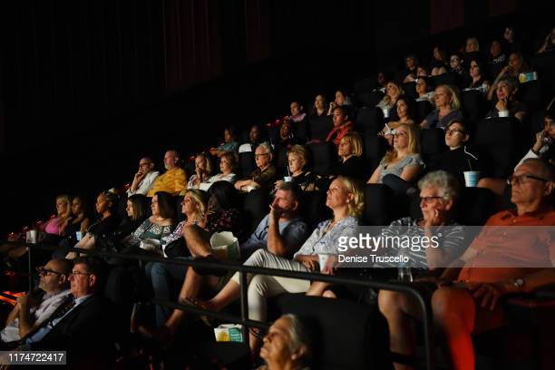 "Guests attend a screening of ""The Warrior Queen of Jhansi"" for NAWBO on September 14, 2019 in Las Vegas, Nevada."