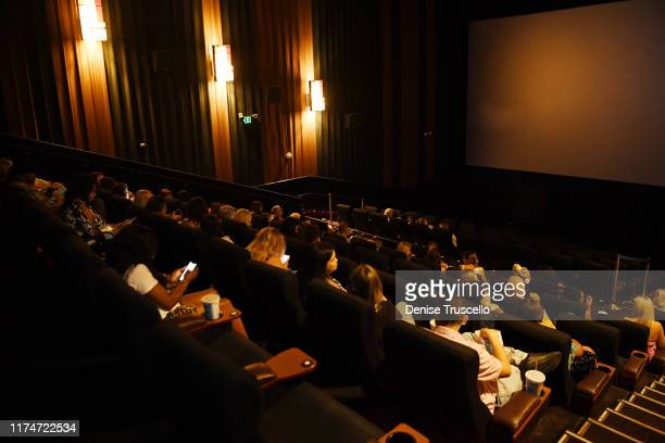 """Guests attend a screening of """"The Warrior Queen of Jhansi"""" for NAWBO on September 14, 2019 in Las Vegas, Nevada."""