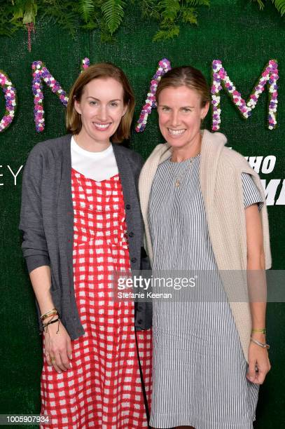 Guests attend Adina Reyter Friendship Bracelet Launch at Soho House on July 26 2018 in West Hollywood California