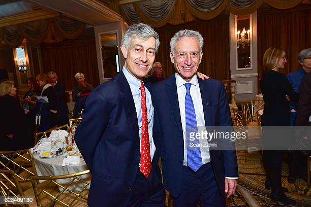 Guests attend Alzheimer's Drug Discovery Foundation Seventh Annual Fall Symposium Luncheon at The Pierre Hotel on November 14 2016 in New York City