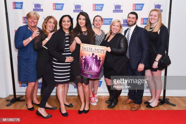 Guests attend American Cancer Society Taste Of Hope 12th Annual Event on May 9 2017 in New York City