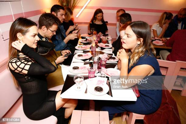 Guests attend as Maria Hatzistefanis and Brad Goreski host Rodial VIP Dinner on May 3 2017 in New York City