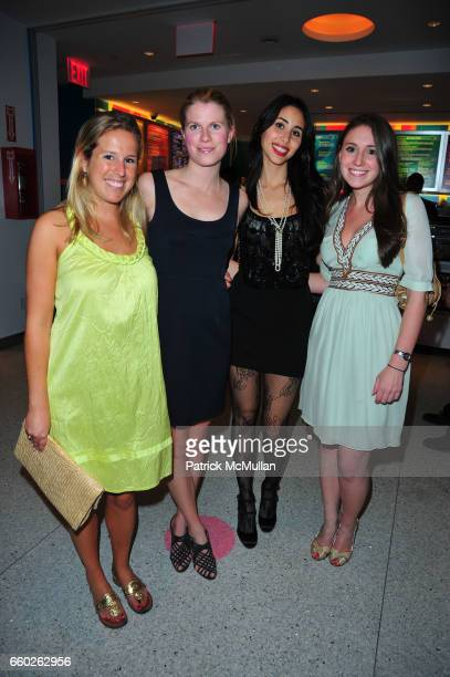 Guests attend ASSOCIATION to BENEFIT CHILDREN hosts COCKTAILS IN CANDYLAND at Dylan's Candy Bar on June 18 2009 in New York City