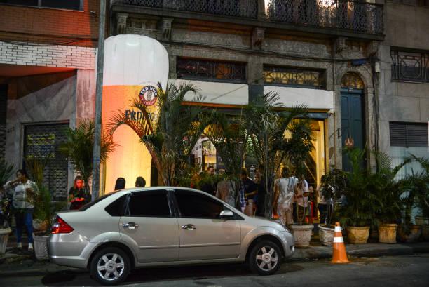 BRA: Bavaria Meets Brazil - Erdinger Private Night in Rio