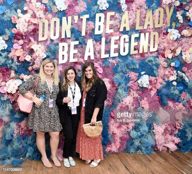 Guests attend Create Cultivate New York presented by Mastercard at Industry City on May 04 2019 in Brooklyn New York