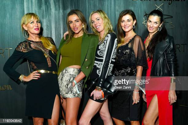 Guests attend Dom Perignon Last Supper Party Hosted By Lenny Kravitz And Alan Faena on December 04 2019 in Miami Florida
