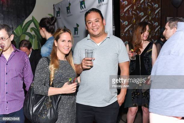 Guests attend Elizabeth Shafiroff and Lindsey Spielfogal Host the First Annual Global Strays Fund Raising Party at Rumpus Room on June 21 2017 in New...