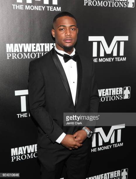 Guests attend Floyd Mayweather's 41st Birthday Party at The Reserve on February 24 2018 in Los Angeles California