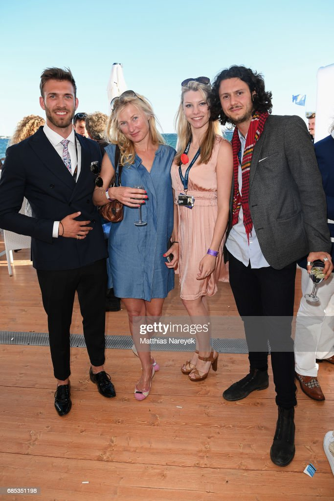 A Celebration of Talent hosted by the International Emerging Film Talent Association(IEFTA) at La Plage Royale on May 19, 2017 in Cannes, France.