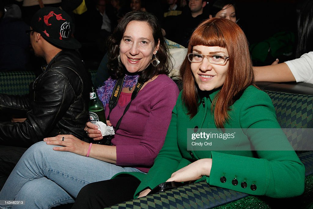 Heineken Presents Side by Side Fan Q&A : News Photo