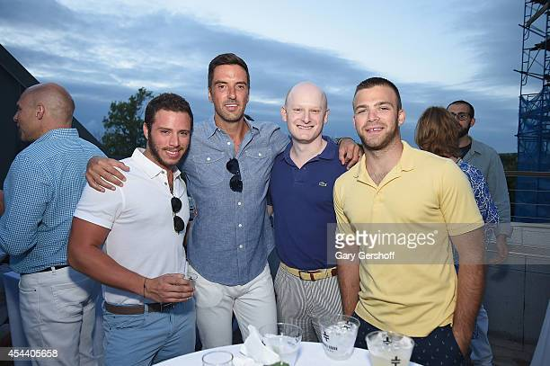 Guests attend Housing Works Labor Of Love on August 30, 2014 in Sag Harbor, New York.