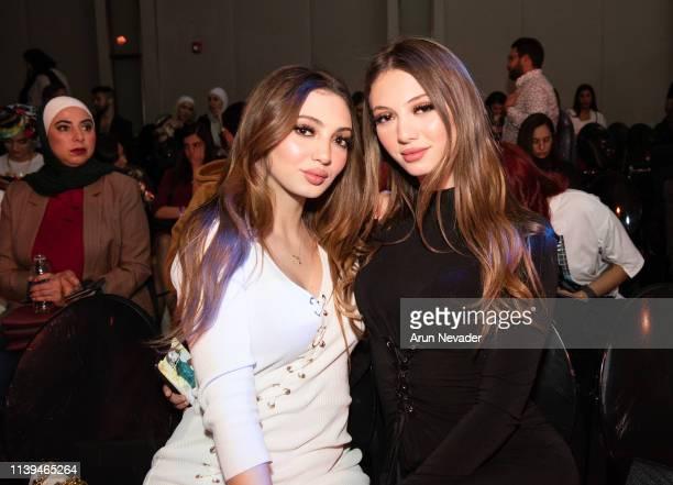 Guests attend Jordan Fashion Week 019 on March 30 2019 at the Kempinski Amman in Amman Jordan