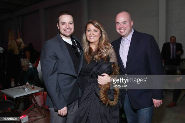 Guests attend Leigh Steinberg Super Bowl Party 2018 on February 3 2018 in Minneapolis Minnesota