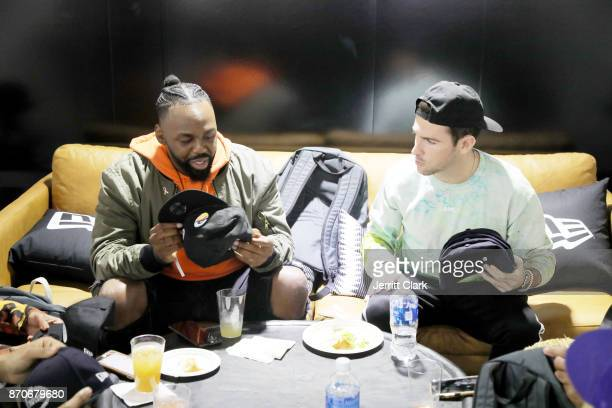 Guests attend New Era Cap 2017 Complex Con Ambassador Collab lounge with A$AP Ferg Mike Will MadeIT Jerry Lorenzo Takashi Murakami and Ghostface...