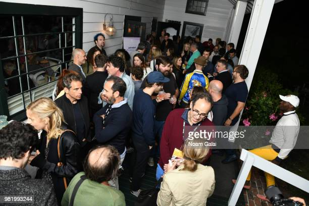 Guests attend NFF After Hours at the Summer House during the 2018 Nantucket Film Festival Day 3 on June 22 2018 in Nantucket Massachusetts