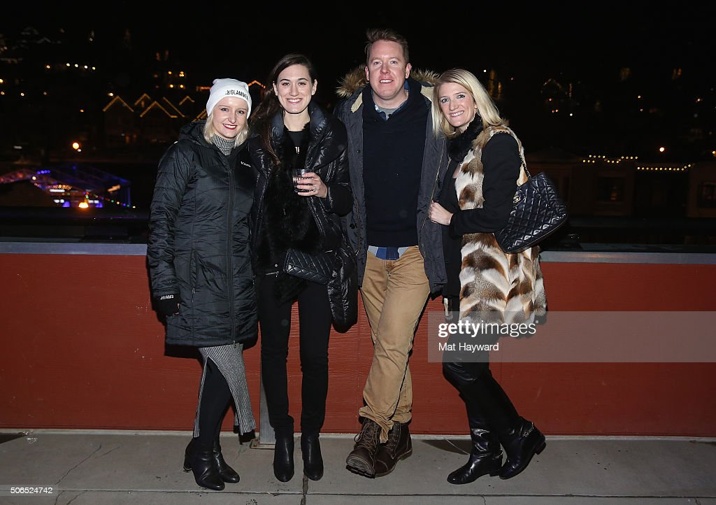 Guests attend NYLON + Dream Hotels Apres Ski at Sundance Film Festival on January 23, 2016 in Park City, Utah.