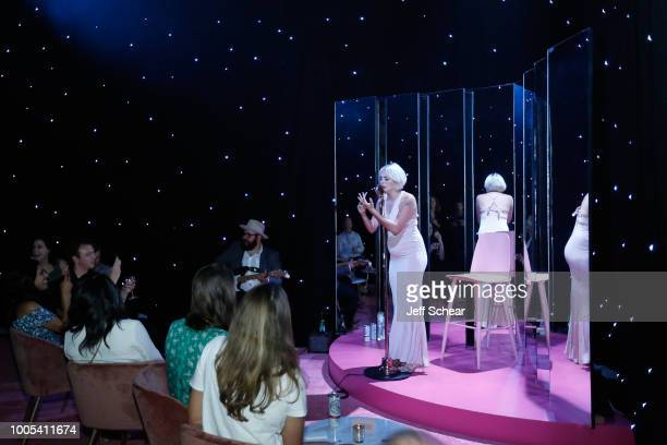 "Guests attend ""Refinery29's 29Rooms Turn it Into Art"" on July 25 2018 in Chicago Illinois"