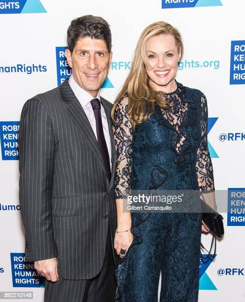 Guests attend Robert F Kennedy Human Rights Hosts Annual Ripple Of Hope Awards Dinner at New York Hilton on December 13 2017 in New York City