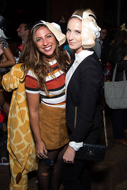 NY: Lauren Scala And Natalie Zfat's Halloween Party Powered By Motivate Design