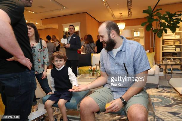 Guests attend 'Siriously Delicious' by Siri Daly book launch event at Williams Sonoma Columbus Circle on April 14 2018 in New York City