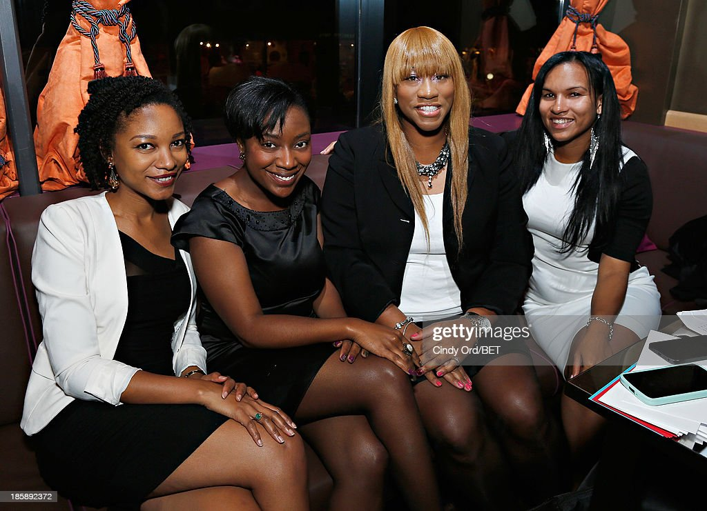Guests attend the 2013 Black Girls Rock Shot Callers Dinner on October 25, 2013 in New York City.