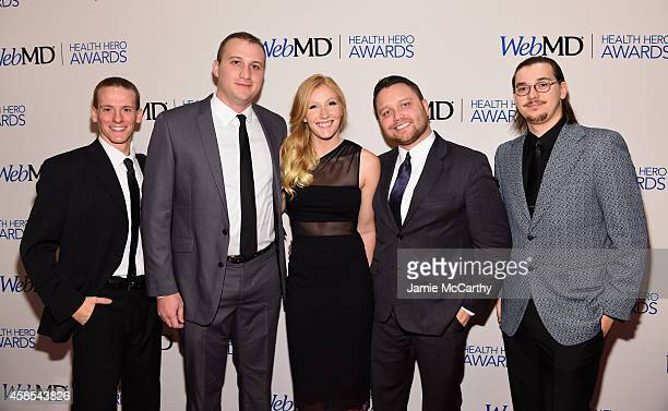 Guests attend the 2014 Health Hero Awards hosted by WebMD at Times Center on November 6 2014 in New York City