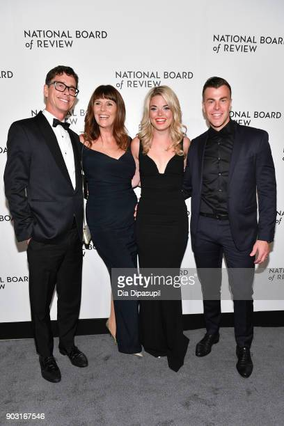 Guests attend the 2018 National Board of Review Awards Gala at Cipriani 42nd Street on January 9, 2018 in New York City.