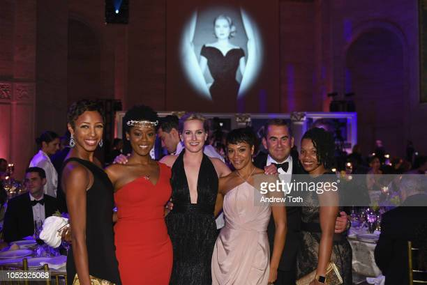 Guests attend the 2018 Princess Grace Awards Gala at Cipriani 25 Broadway on October 16 2018 in New York City