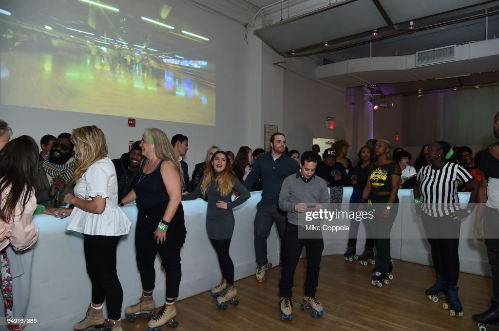 2018 Tribeca Film Festival After-Party For United Skates, Hosted By Bai At Metropolitan Pavilion