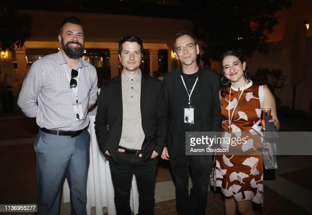 Guests attend the 2019 Sarasota Film Festival on April 12 2019 in Sarasota Florida