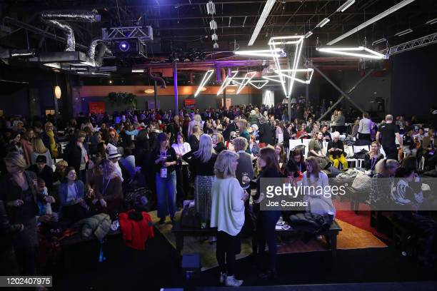 Guests attend the 2020 Sundance Film Festival-2020 Women at Sundance Celebration hosted by Sundance Institute and Refinery29, Presented by LUNA at...