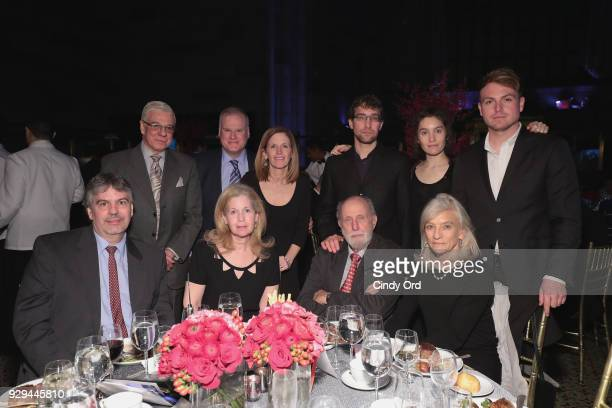 Guests attend the Adapt Leadership Awards Gala 2018 at Cipriani 42nd Street on March 8 2018 in New York City