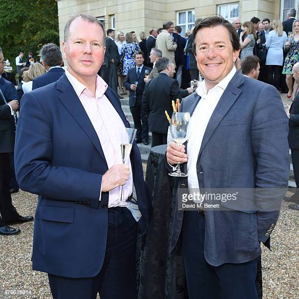 Guests attend the Bell Pottinger Summer Party at Lancaster House on June 10 2015 in London England