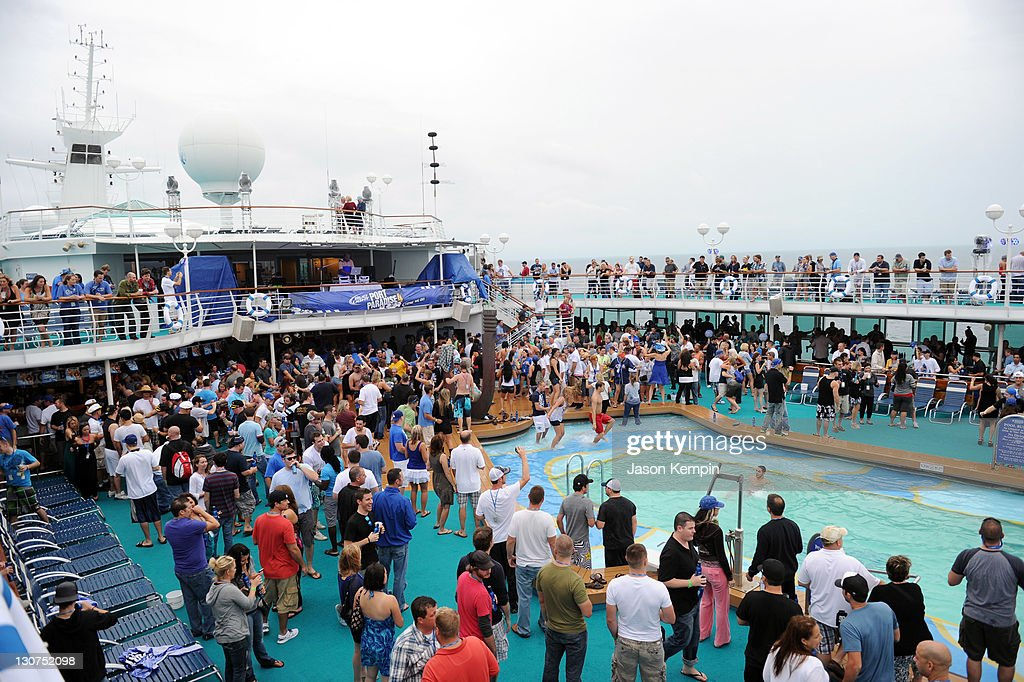 Great Guests Attend The Bud Light Port Paradise Cruise Through The Caribbean On  October 28, 2011 Great Ideas