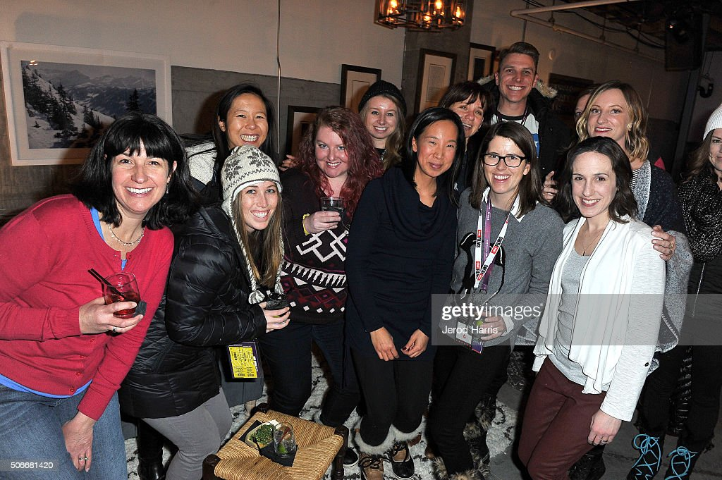 Guests attend the Certain Women event hosted by Luna at Sundance Film Festival on January 24, 2016 in Park City, Utah.