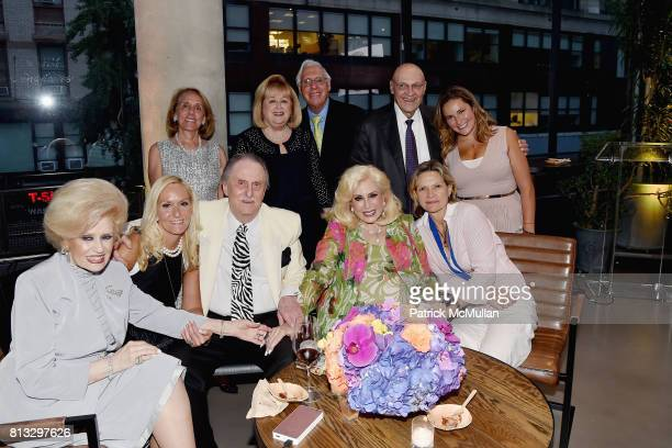 Guests attend The Chosen Few's Third Anniversary Hosted by Harriette Rose Katz at Second on July 11 2017 in New York City