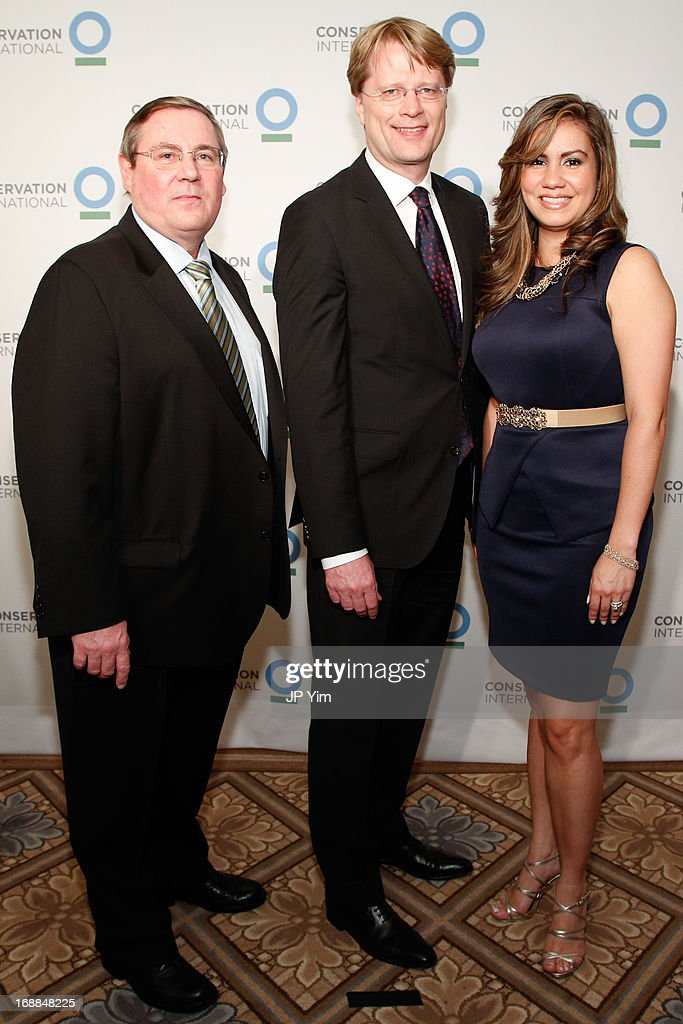 Guests attend the Conservation International 16th Annual New York Dinner at The Plaza Hotel on May 15, 2013 in New York City.