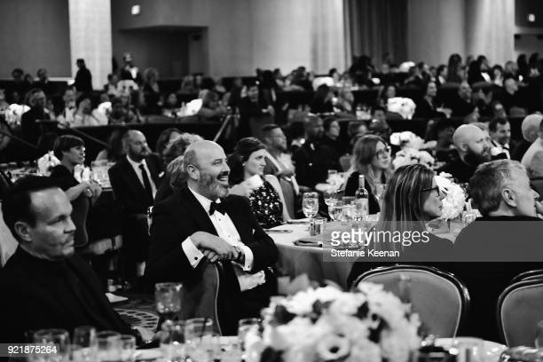 Guests attend the Costume Designers Guild Awards at The Beverly Hilton Hotel on February 20 2018 in Beverly Hills California