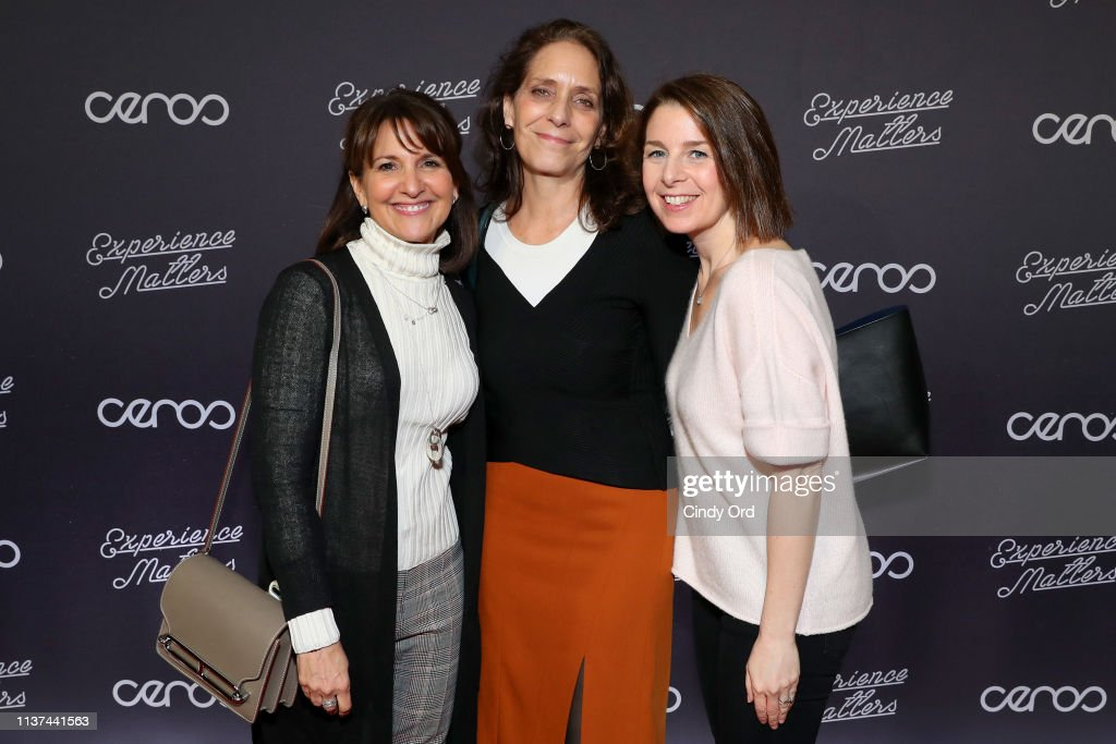 NY: Experience Matters Launch Event With Ceros - Arrivals