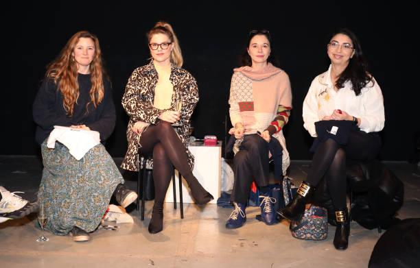 GBR: Fashion Revolution & Friends Positive Fashion Exhibition - LFW February 2020