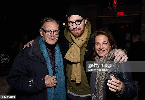 Guests attend the Film Independent International Documentary Association Oovra Music And RO*CO FILMS Sundance Party at OP Rockwell on January 23 2017...