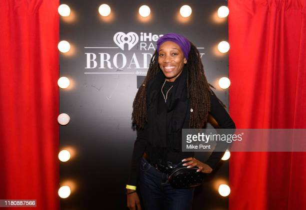 Guests attend the Four Roses Bourbon's Broadway Tastes presented by iHeartRadio Broadway hosted by Alex Brightman with special guest Randy Rainbow...