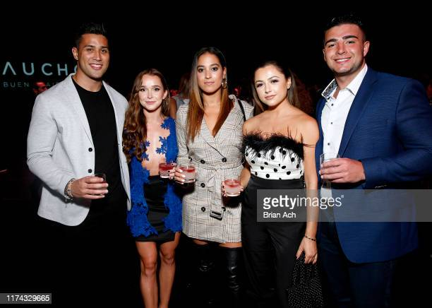 Guests attend the Gaucho Buenos Aires runway show at New York Fashion Week at The Kitchen NYC on September 12 2019 in New York City