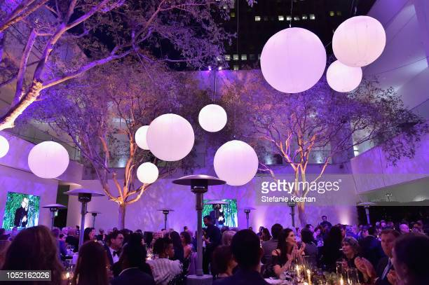 Guests attend the Hammer Museum 16th Annual Gala in the Garden with generous support from South Coast Plaza at the Hammer Museum on October 14 2018...