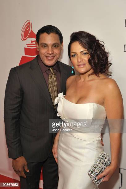 Guests attend the Heineken 10th Annual Latin GRAMMY Awards After Party at Mandalay Bay Convention Center on November 5 2009 in Las Vegas Nevada