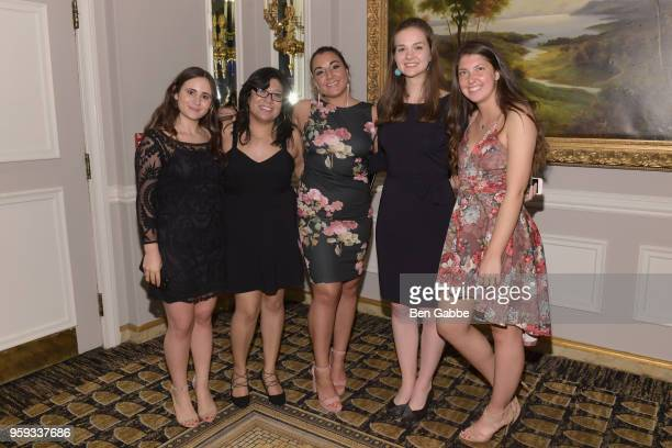 Guests attend the National Eating Disorders Association Annual Gala 2018 at The Pierre Hotel on May 16 2018 in New York City
