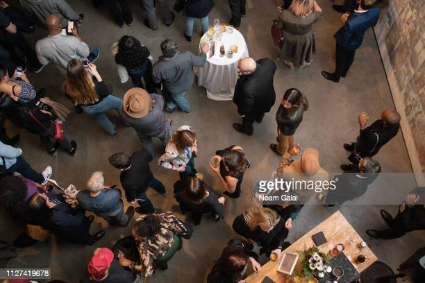 Guests attend The OG Experience by HBO at Studio 525 on February 23 2019 in New York City