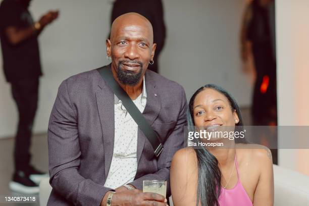 Guests attend The One And Only, Dick Gregory, Album Release Event on September 16, 2021 in Burbank, California.