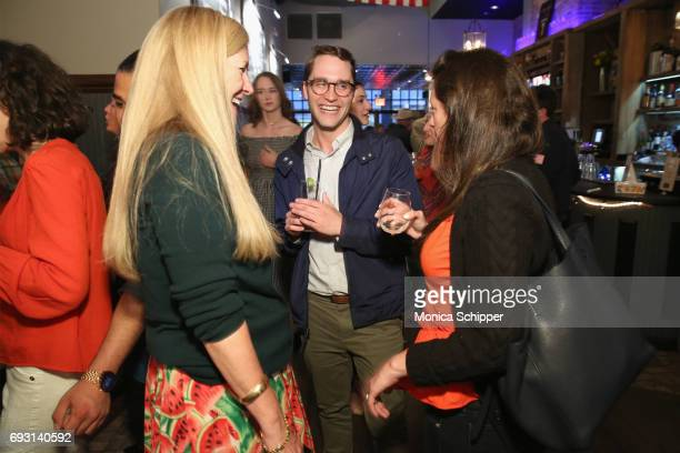 Guests attend The Pioneer Woman Magazine Celebration with Ree Drummond at The Mason Jar on June 6, 2017 in New York City.