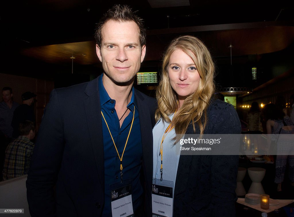 Guests attend the SAG/WAGw Party during the 2015 Los Angeles Film Festival at Lucky Strike Lanes at L.A. Live on June 15, 2015 in Los Angeles, California.